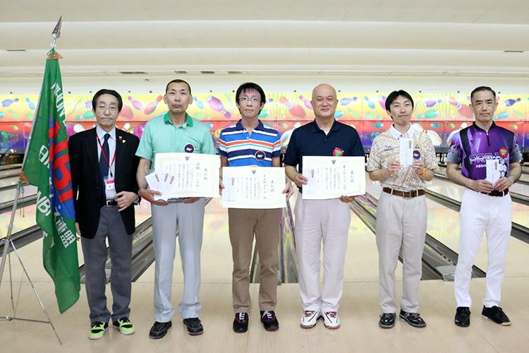 2016年東京都理事長杯ボウリング選手権大会