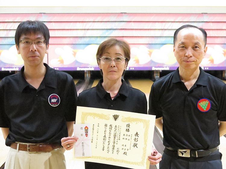 2016年東京都エキスパートトリオ大会優勝チーム