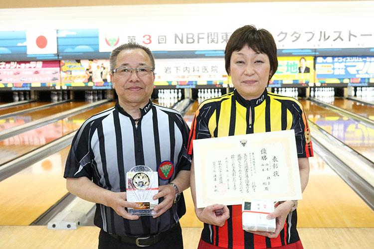 第3回関東ブロックダブルストーナメント 優勝チーム